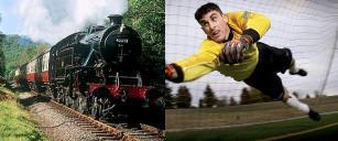 Goalkeeper-train