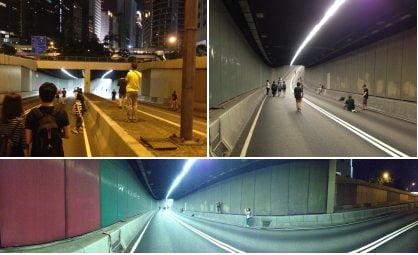 OC-tunnel