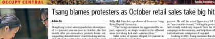 Stan-TsangBlamesProtest
