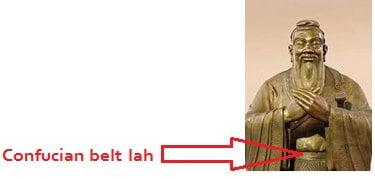 ConfucianBelt