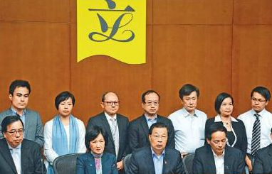 Legco-loyalists