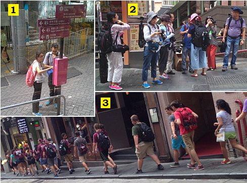 TouristsInvasion